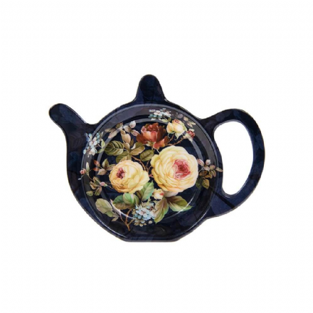 Rose Blossom Tea Bag Holder